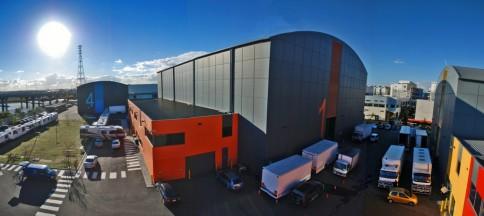 Docklands Studios Melbourne, VIC